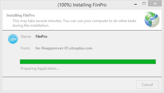 Picture of Installation: Finish the Process